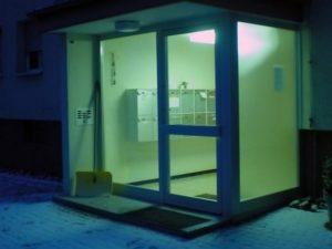 Технические решения для входных дверей с открыванием наружу