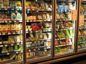 The evolution of supermarket refrigerated cabinets