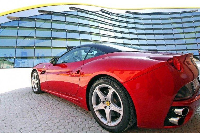 Ferrari Museum Door Hinges 3