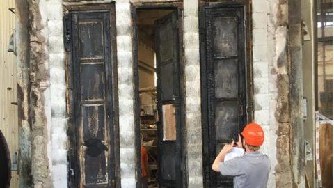 Fire rating Fratelli Garletti