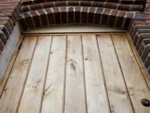 Расчет параметров дверных петель