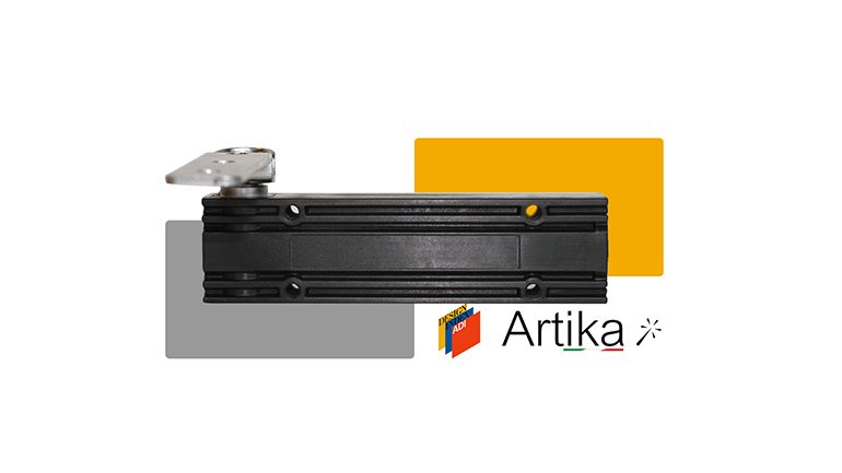 Artika Slim Control Adi Design Index cerniera idraulica frigoriferi semi verticali
